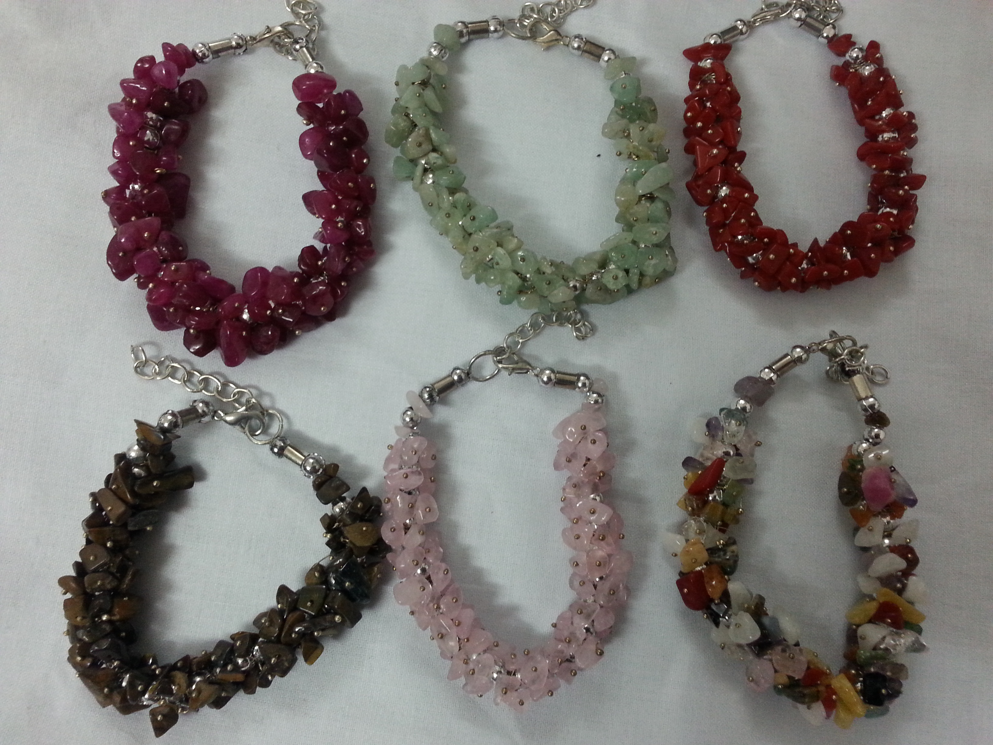 color beads mix wholesale store gemstone bead product matte elastic bracelet amazonite gifts